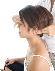 PHOTO - Indian Head Massage